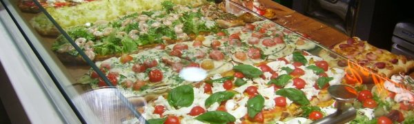¿Pizza Romana?