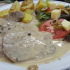Scaloppine al Brandy