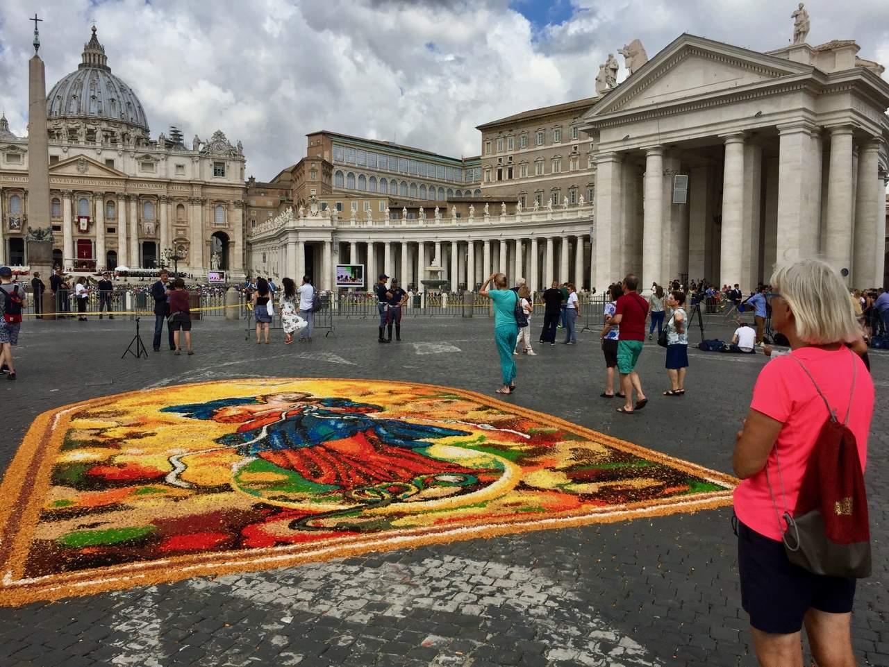 ¿Cómo se festeja este día en Roma?